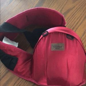 Baby hit seat carrier